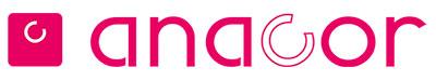 Logo anacor bolsos y complementos